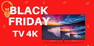 black friday tv 4K