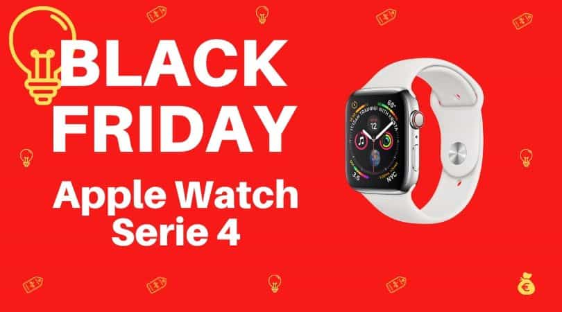 black friday apple watch serie 4