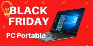 black friday pc portable