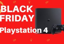 black friday ps4