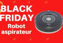 black friday robot aspirateur