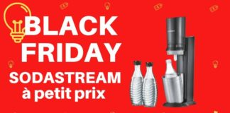 black friday sodastream