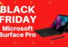 black friday microsoft surface pro