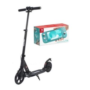 nintendo switch trottinette électrique