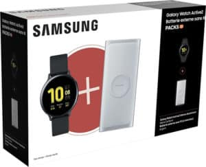 samsung watch pack