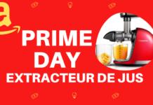 prime day extracteur de jus promo