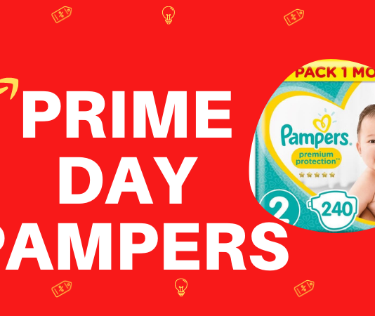 prime day pampers